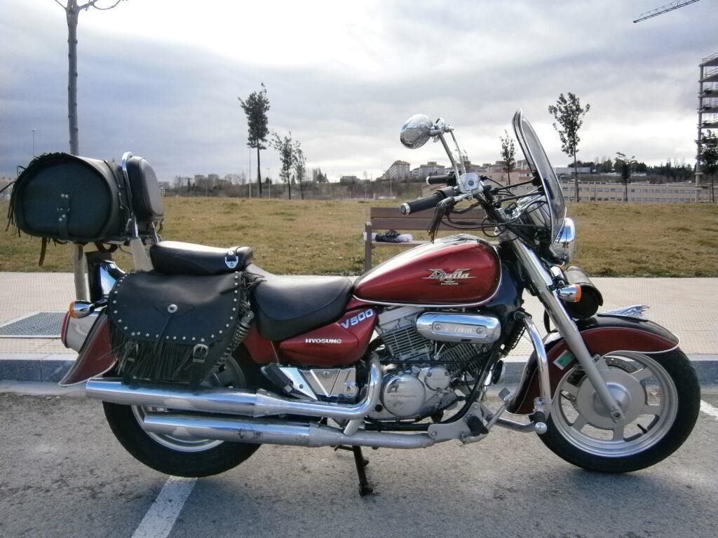 Hyosing Aquila 250cc
