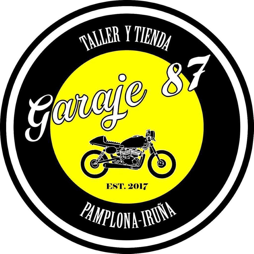 Garaje87 logotipo